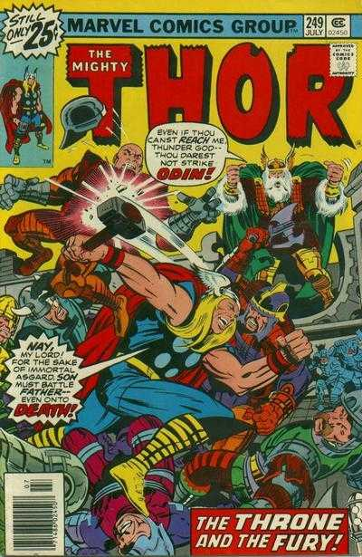 The Mighty Thor #249
