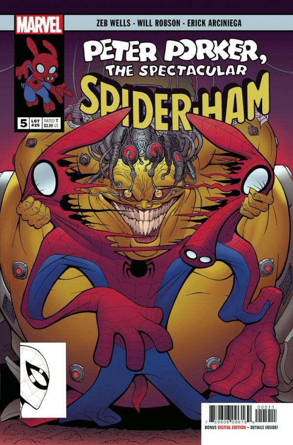 Spider-Ham #5 review