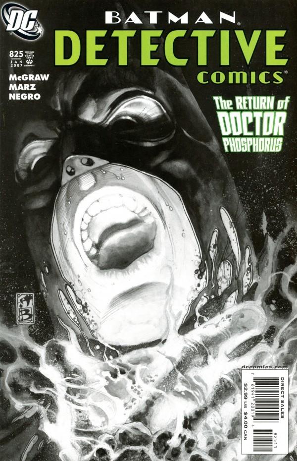 Detective Comics #825