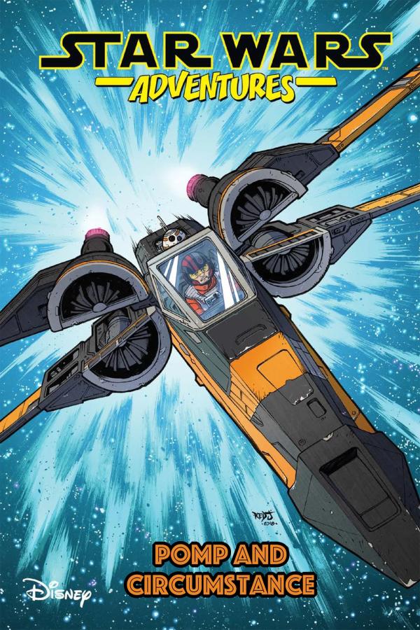 Star Wars Adventures Vol.7 Pomp and Circumstance TP