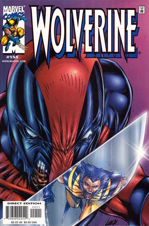 Wolverine #155