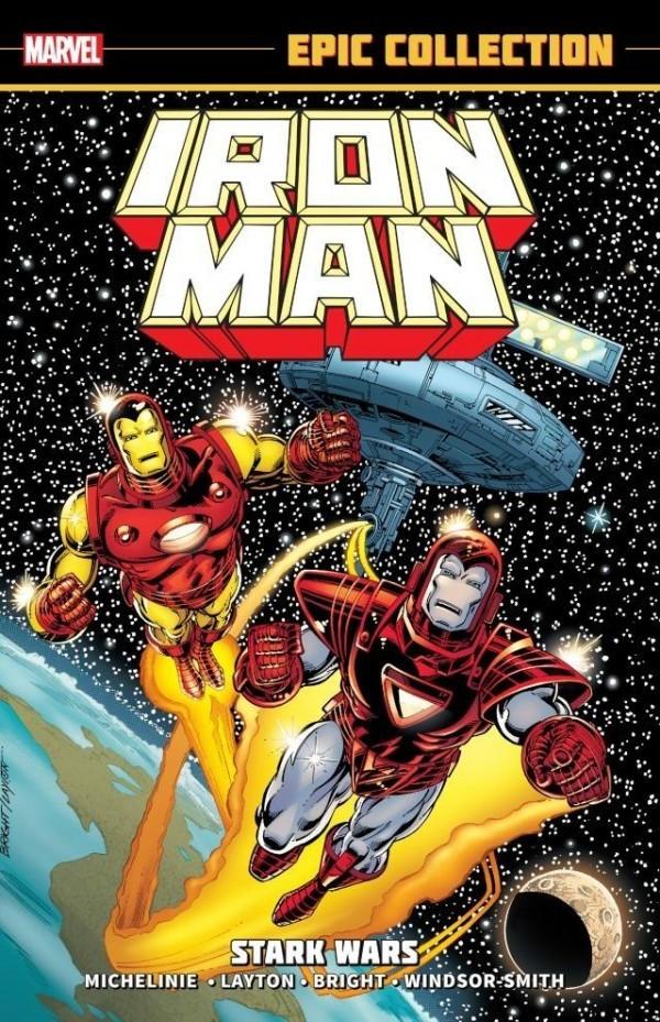 Iron Man Epic Collection: Stark Wars TP