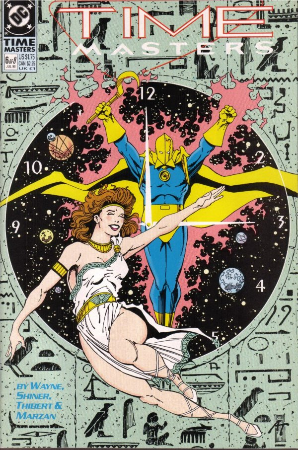 Time Masters #6