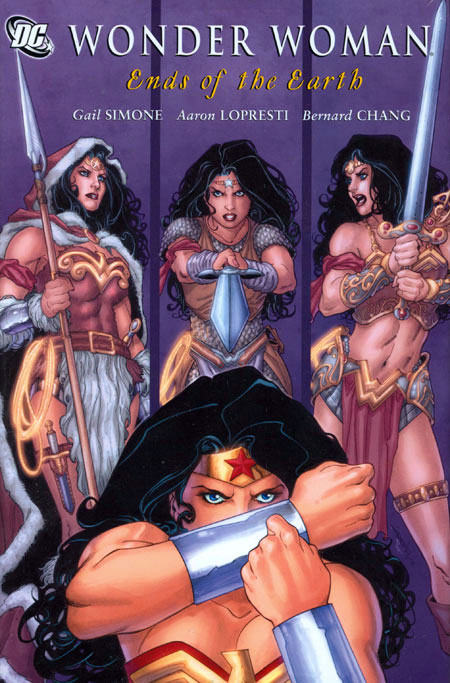Wonder Woman: The Ends of the Earth HC