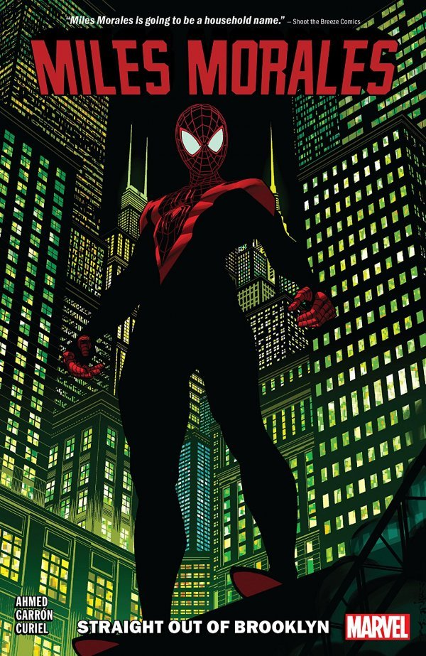 Miles Morales: Spider-Man Vol. 1: Straight Out of Brooklyn TP