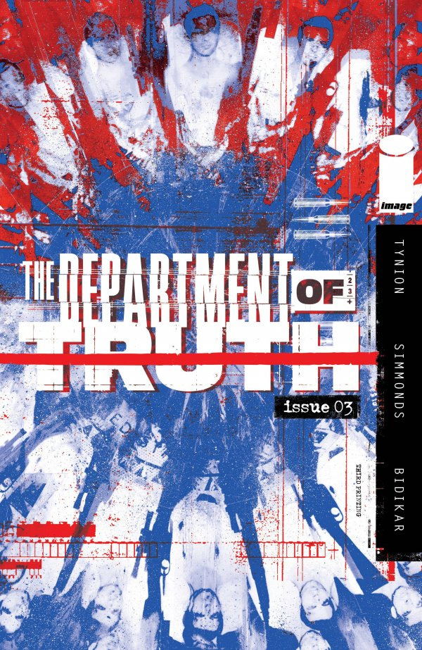 The Department of Truth #3