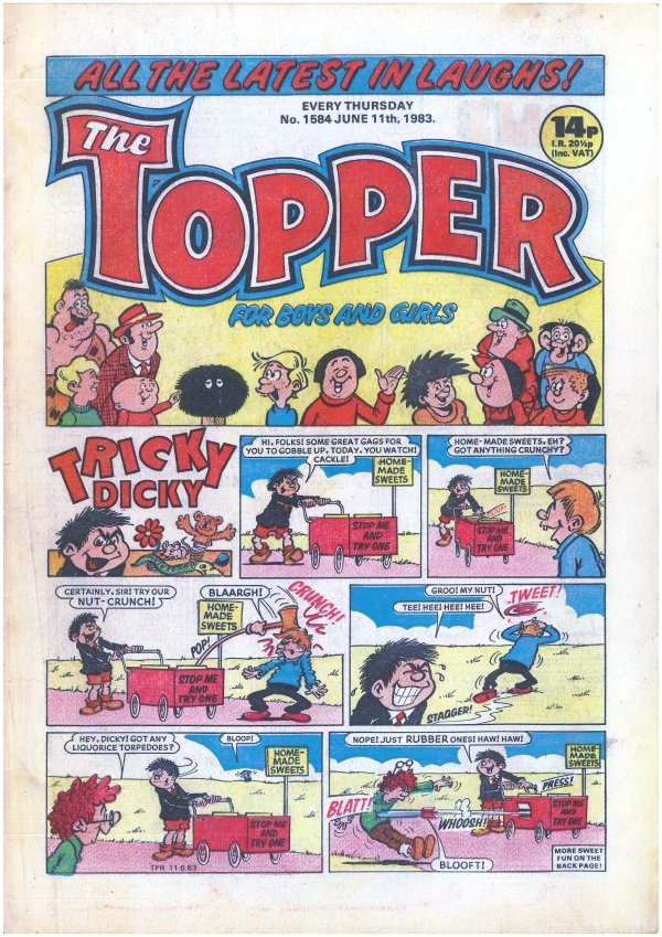 The Topper #1584