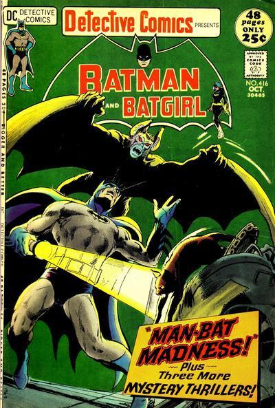 Detective Comics #416