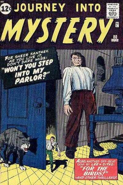 Journey into Mystery #80