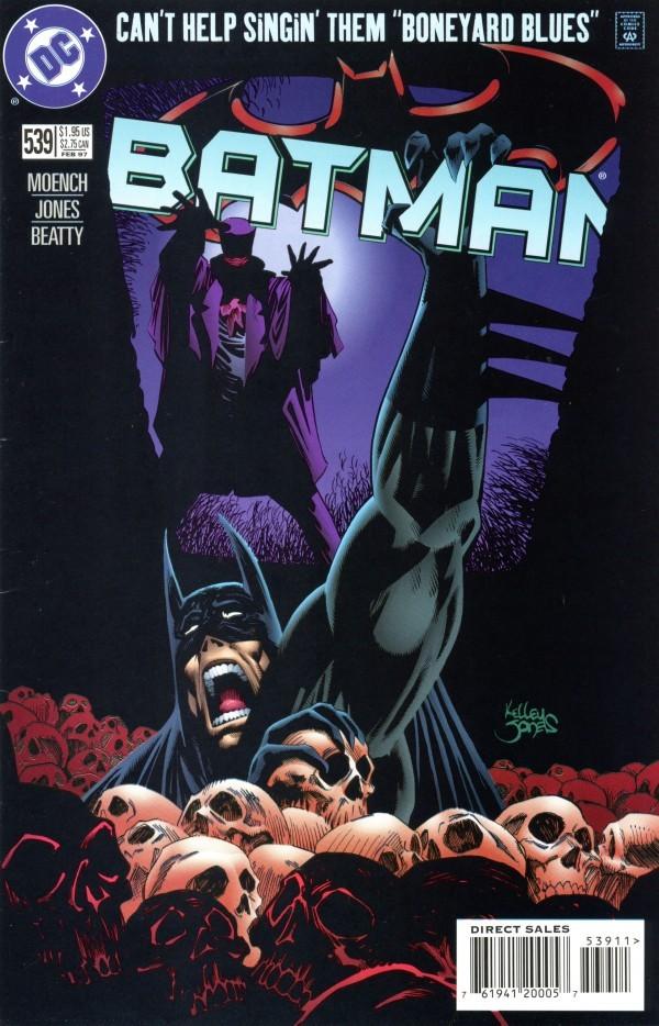 Batman #539