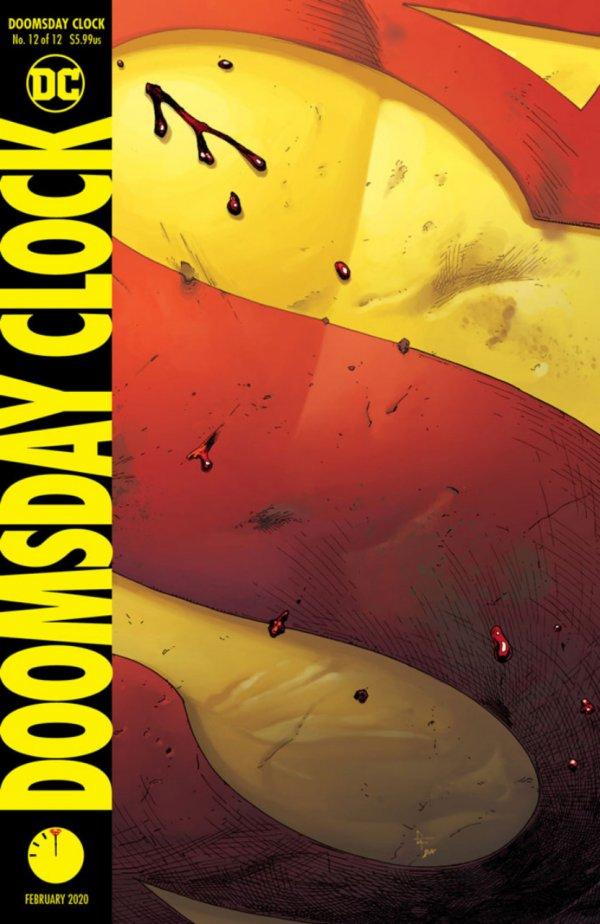 Doomsday Clock #12