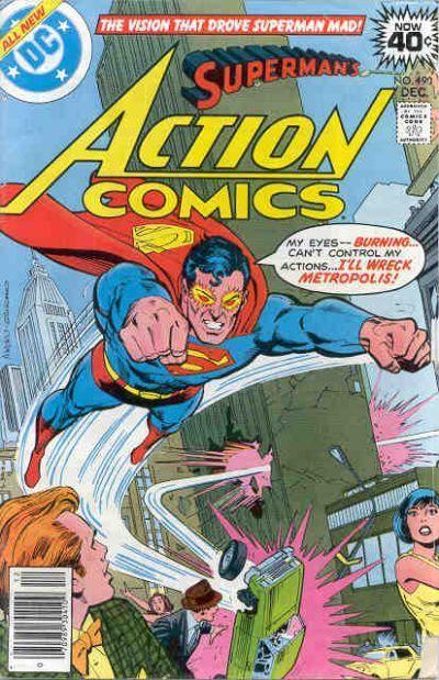 Action Comics #490