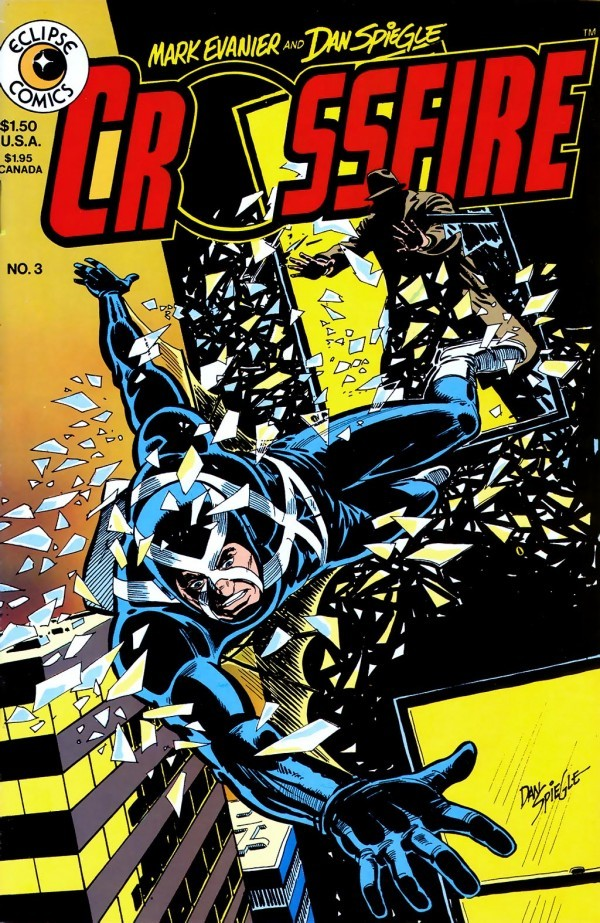 Crossfire #3
