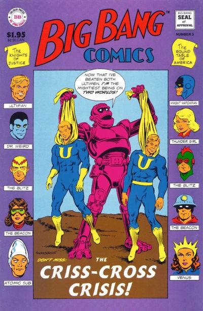 Big Bang Comics #3