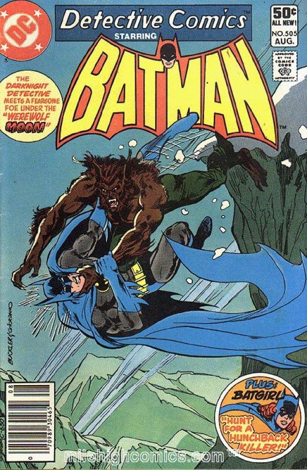 Detective Comics #505