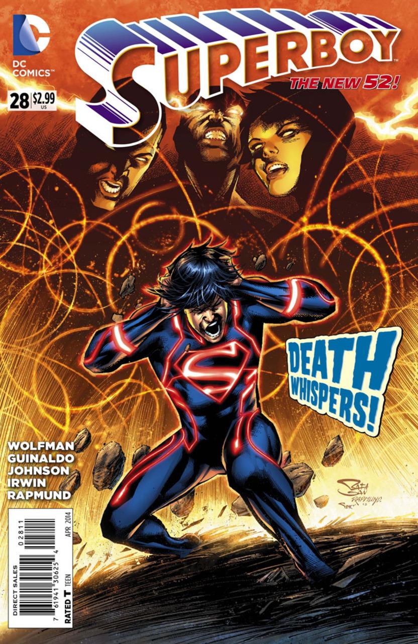 Superboy #28