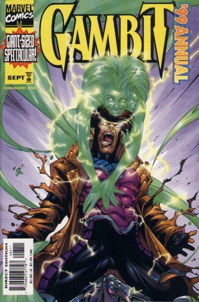 Gambit Annual 1999