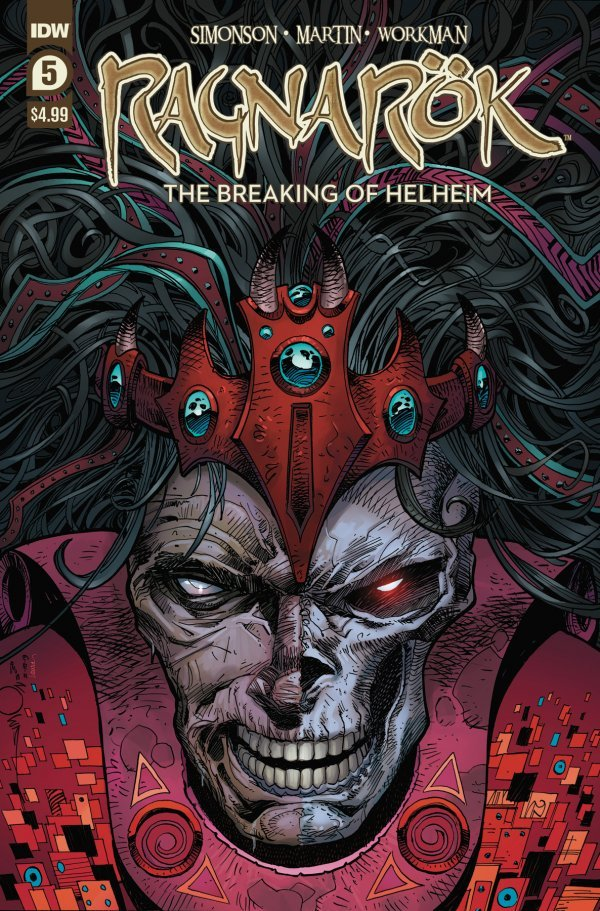 Ragnarök: The Breaking of Helheim #5