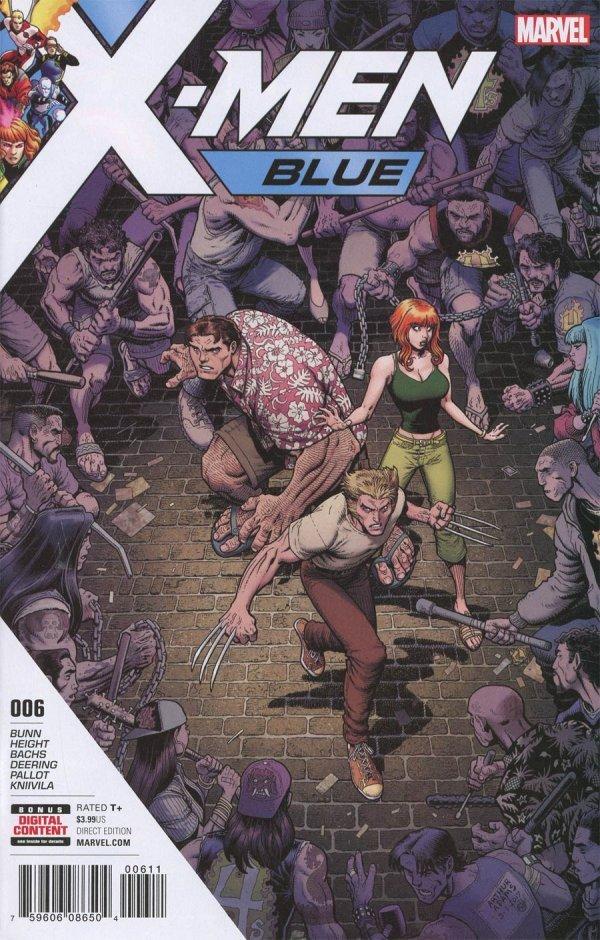 X-Men: Blue #6