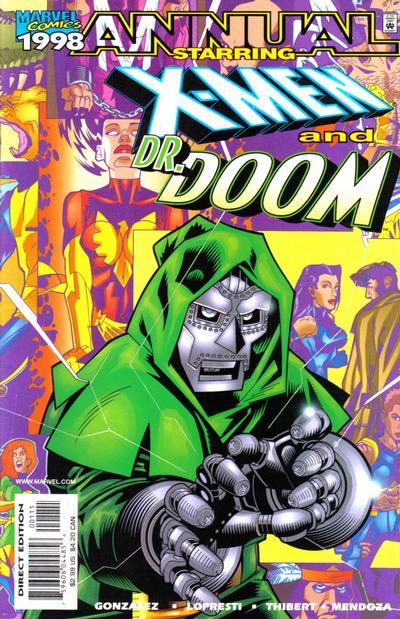 X-Men Annual '98
