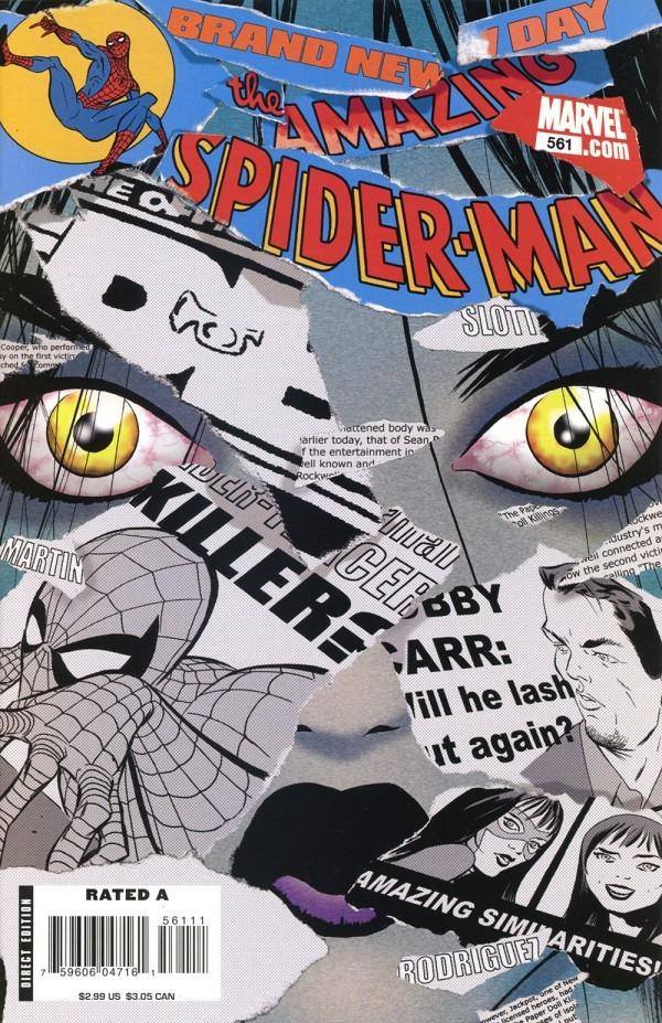 The Amazing Spider-Man #561