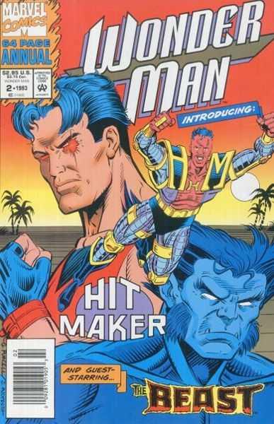 Wonder Man Annual #2