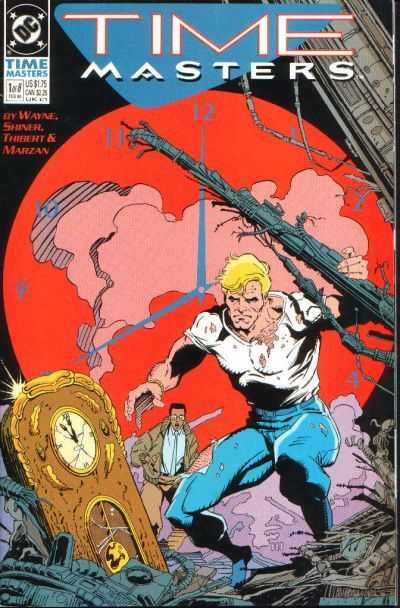 Time Masters #1