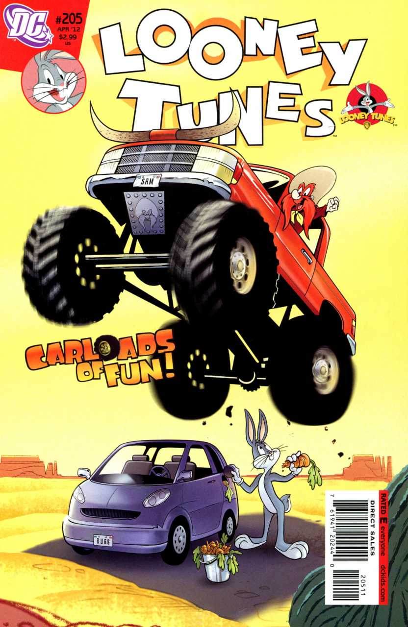 Looney Tunes #205