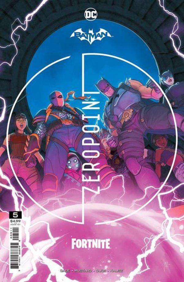 Batman / Fortnite: Zero Point #5