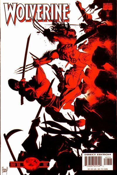 Wolverine #107