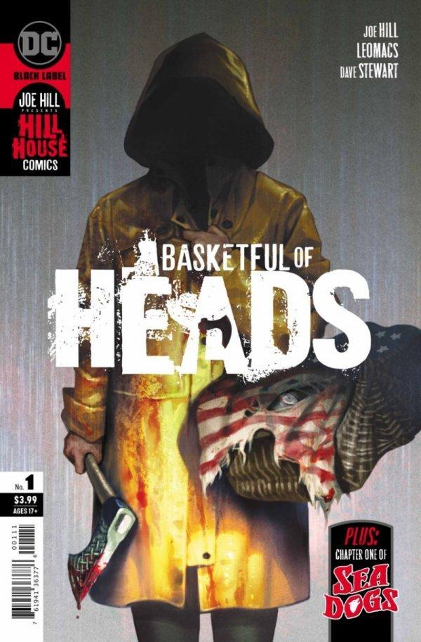 Basketful of Heads #1