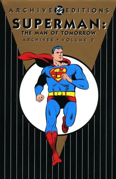 Superman Man of Tomorrow Archives Vol. 2 HC