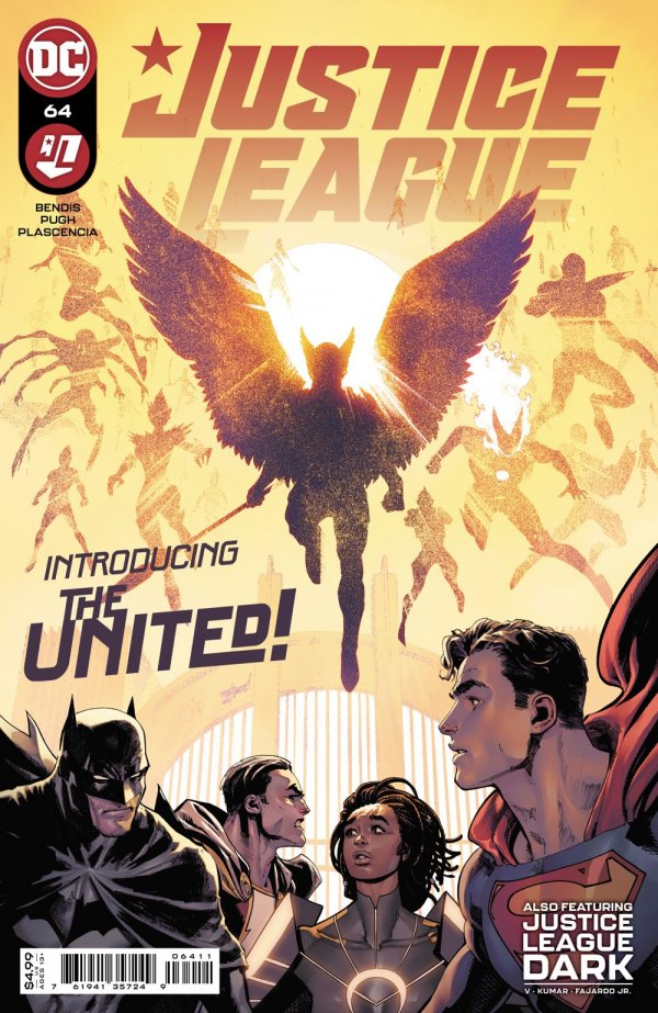 Justice League #64