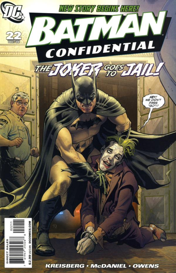 Batman Confidential #22