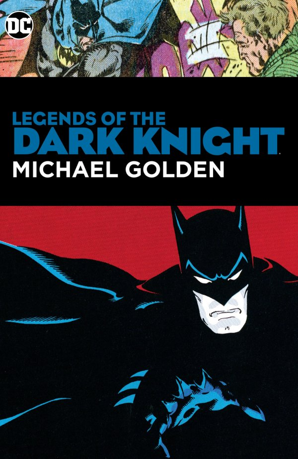 Legends of the Dark Knight: Michael Golden HC