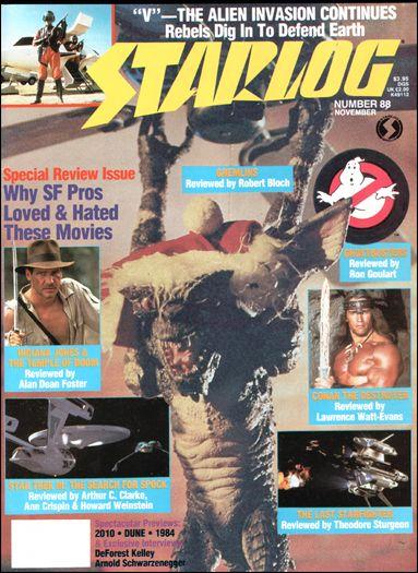 Starlog #88