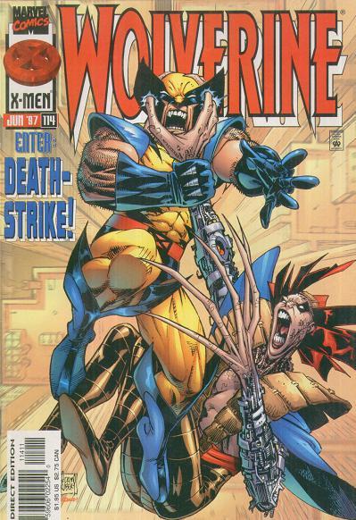 Wolverine #114
