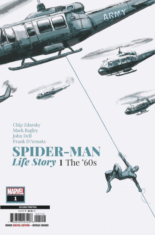 Spider-Man: Life Story #1