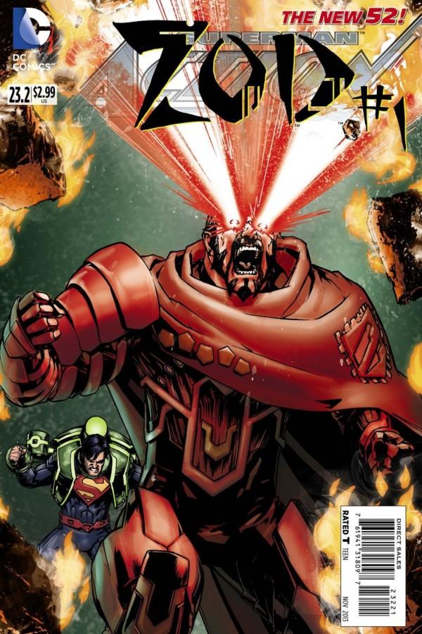 Action Comics #23.2 Zod