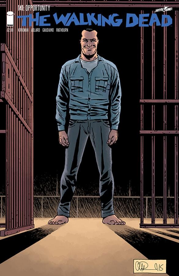 The Walking Dead #141