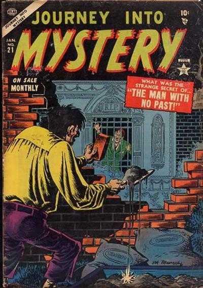Journey into Mystery #21