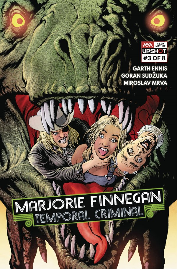 Marjorie Finnegan Temporal Criminal #3