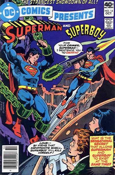 DC Comics Presents #14