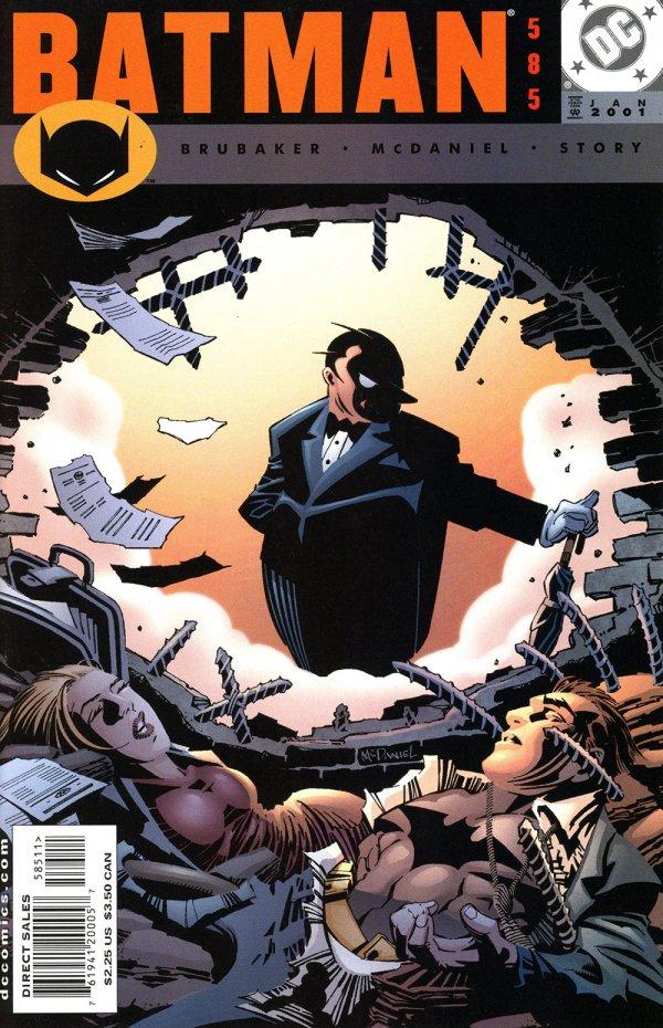 Batman #585