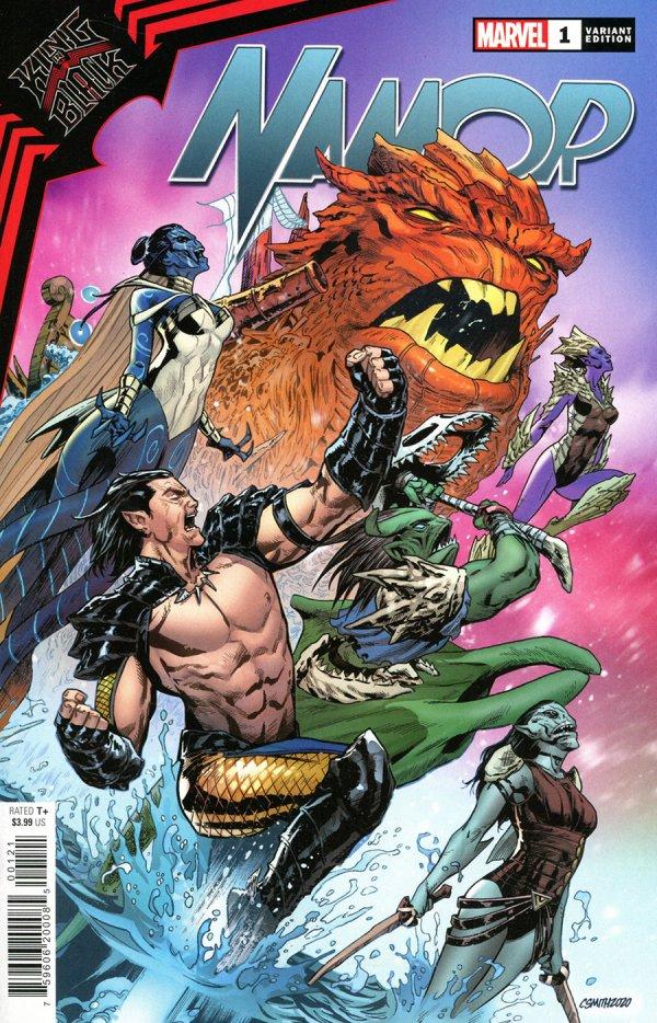 King in Black: Namor #1