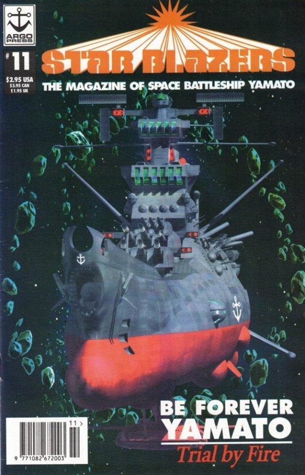 Star Blazers: The Magazine of Space Battleship Yamato #11