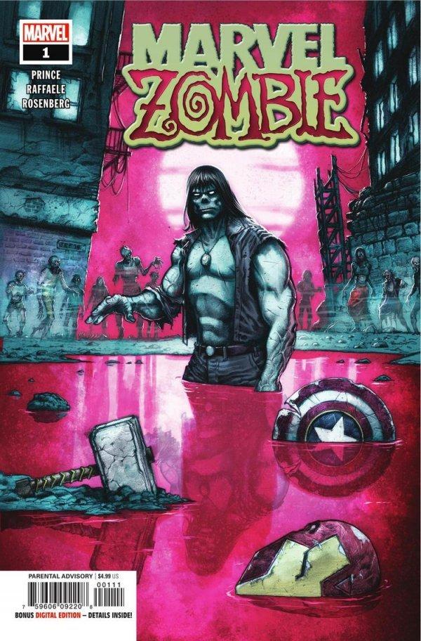 Marvel Zombie #1