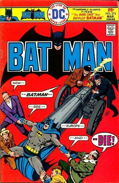 Batman #273