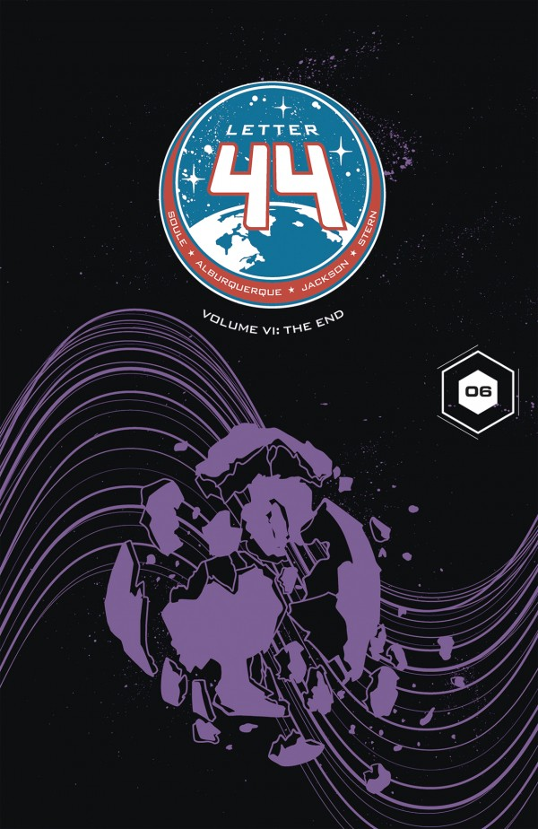 Letter 44 Vol. 6: The End TP