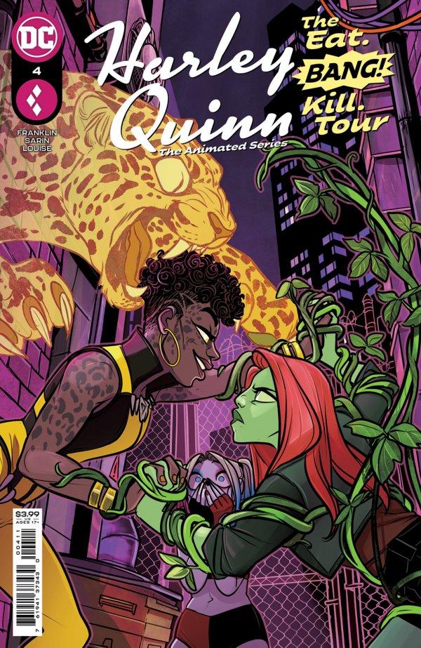Harley Quinn: The Animated Series - The Eat, Bang, Kill Tour #4